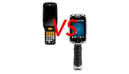 Терминал M3 Mobile UL20 и Zebra TC8000 – сравнение