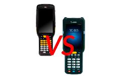 Терминалы M3 Mobile UL20 и Zebra MC3300 – сравнение