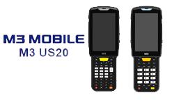 Новые терминалы M3 US20W и M3 US20X от M3 mobile