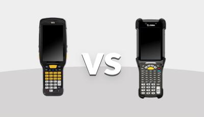 Сравнение терминалов M3 Mobile UL20 и Zebra MC9300