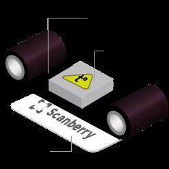 Ленты для карт принтера (основной)
