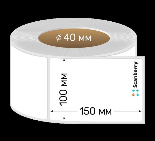 Термотрансферная этикетка