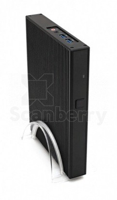 POS-компьютер АТОЛ Т200 Intel Celeron J1900, 2 ГГц, SSD, DDR3L 2 Гб, чёрный, Windows 10 IoT (39919)