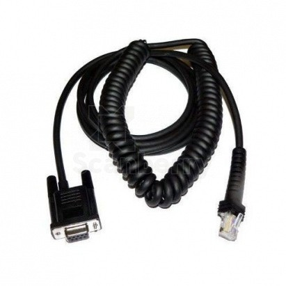 Фото Кабель RS-232, Datalogic, внешнее питание, 9D, S, 12 футов для 1500i 800i (8-0736-80)
