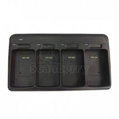 4-х слотовая зарядная станция HBC5000S для аккумуляторов HBL5100, Urovo, для V5100 (MC5100-ACCHRG01)