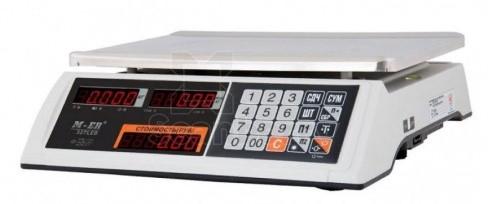 """Весы торговые Mercury M-ER 327AC-32.5 """"Ceed"""" LED MER3023"""