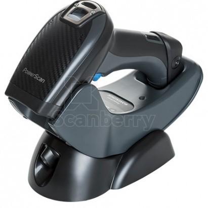 Фото Беспроводной сканер штрих-кода Datalogic PowerScan Retail PBT9500-RT PBT9500-BK-RTK20