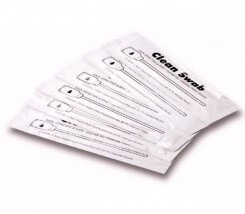 Printhead Cleaning Cards, (Quantity of 10), Zebra, HC100 (61332M)