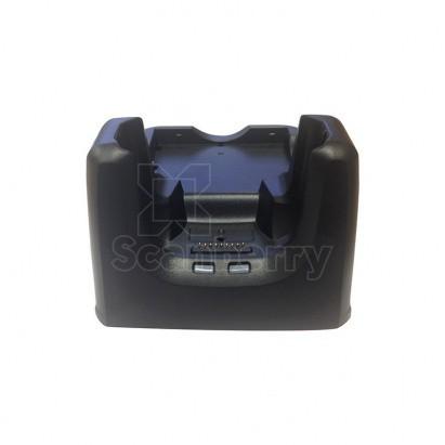 Коммуникационная подставка HBC5100 (Cradle) с дополнительным слотом для заряда аккумулятора, Urovo, для V5100 (MC5100-ACCCRD15)
