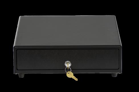 Денежный ящик АТОЛ CD-330-B черный, 330*380*90, 24V, для Штрих-ФР (39757)