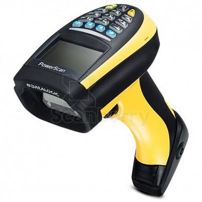 Фото Беспроводной сканер штрих-кода Datalogic PowerScan PM9100 PM9100-DK433RB