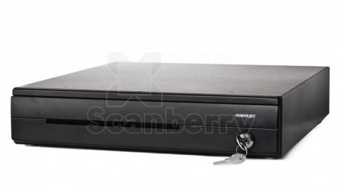 Денежный ящик Posiflex CR-3100B черный (8726)
