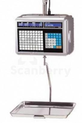 Весы CAS CL5000J CL-5000J-15IH с печатью этикеток