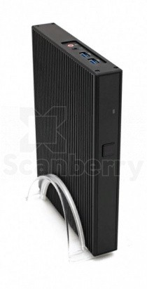 POS-компьютер АТОЛ Т200 Intel Celeron J1900, 2 ГГц, SSD, DDR3L 2 Гб, чёрный, Windows POSReady 7 (39038)