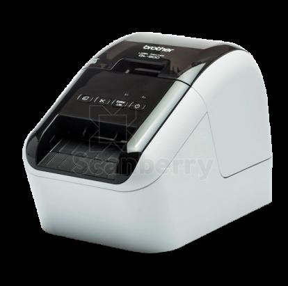 Принтер этикеток Brother QL-800 QL800R1