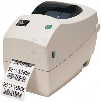 Термотрансферный Zebra TLP2824 Plus Принтер этикеток 282P-101220-000