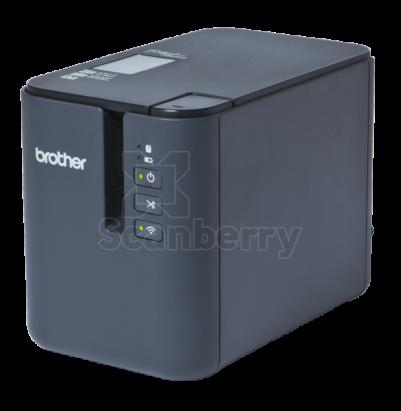 Принтер этикеток Brother PTP900W PTP900WR1