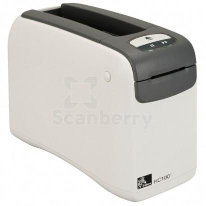 Принтер для браслетов, этикеток Zebra НС100 HC100-301E-1200