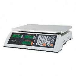 """Весы торговые Mercury M-ER 327AC-15.2 """"Ceed"""" LCD MER3017"""