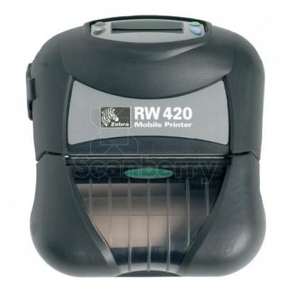 Термопринтер этикеток Zebra RW420 R4D-0UBA000E-00
