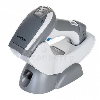 Фото Беспроводной сканер штрих-кода Datalogic PowerScan Retail PBT9500-RT PBT9500-WH-RTK10