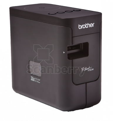 Принтер этикеток Brother PT-P750W PTP750WR1