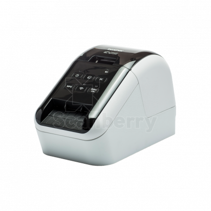 Принтер наклеек Brother QL-810W QL810WR1