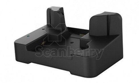 Подставка M3 Mobile 2 слота для зарядки и USB SL10 (SL10-2CRD-CC0)