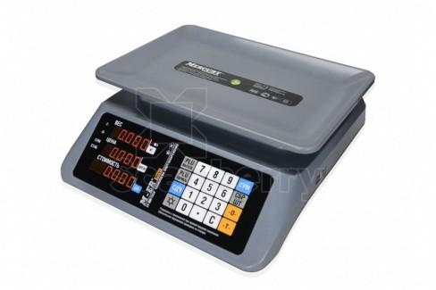 """Весы торговые Mercury M-ER 320AC-32.5 """"MARGO"""" LED MER3037"""