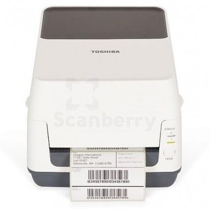 Принтер этикеток Toshiba B-FV4T 18221168799