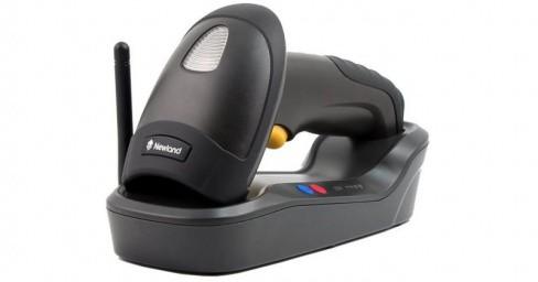 Фото Беспроводной сканер штрих-кода Newland HR1550 Wahooi NLS-HR1550-CE(USB)
