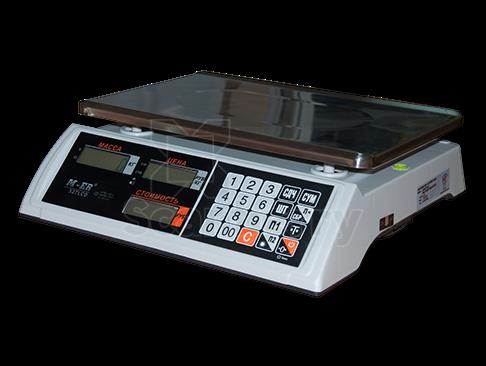 """Весы торговые Mercury M-ER 327AC-15.2 """"Ceed"""" LCD MER3016"""